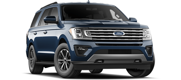 Ford Expedition Blue 2021