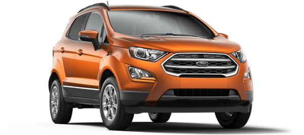 Ford EcoSport Canyon Ridge 2020