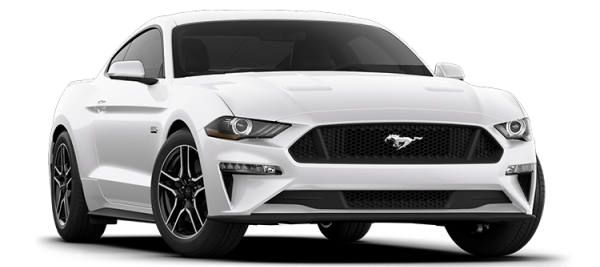 Ford Mustang GT Oxford White 2021