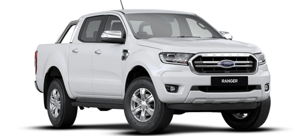 Ford Ranger XLT Frozen White 2020