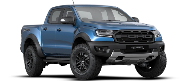 Ford Ranger Raptor Performance Blue 2020