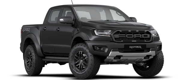 Ford Ranger Raptor Absolute Black 2020