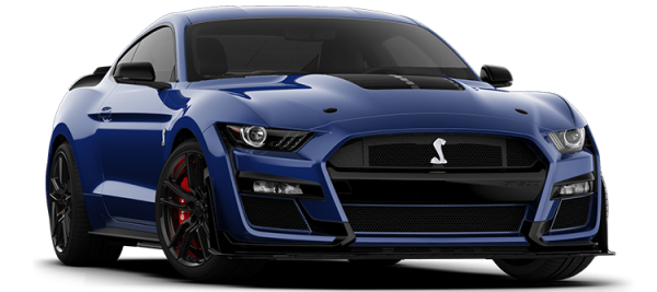 Ford Mustang Shelby GT500 Kona Blue 2021