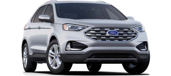Ford Edge Iconic Silver 2021