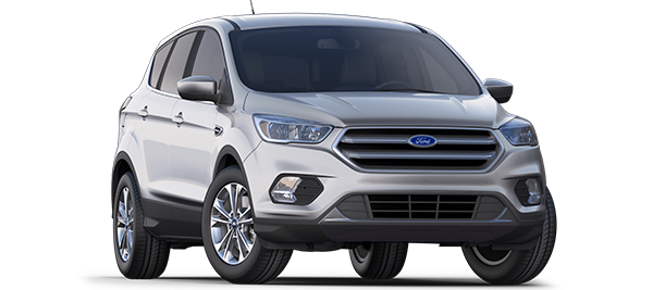 Ford Escape 2019 Ingot Silver 2020
