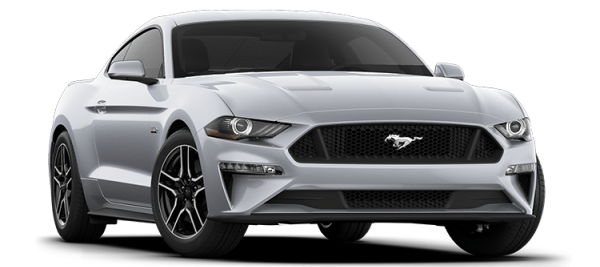 Ford Mustang GT Iconic Silver 2020