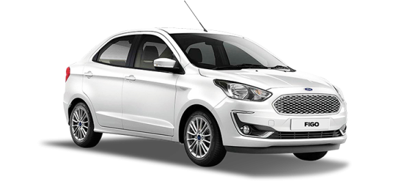 Ford Figo Oxford White 2020