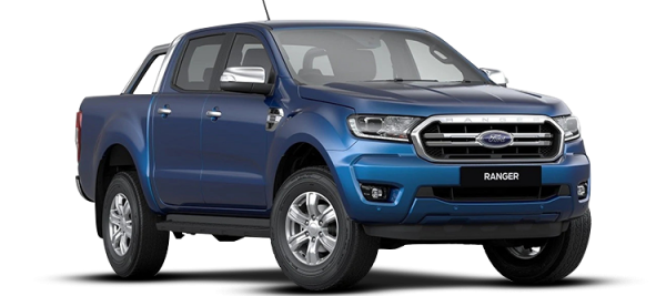 Ford Ranger XLT Blue Lighting 2020