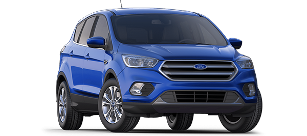 Ford Escape 2019 Blue Lighting 2020