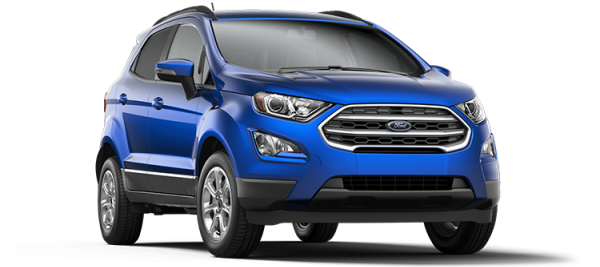 Ford EcoSport Blue Lighting 2020