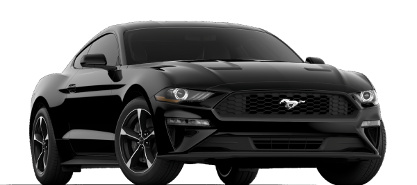 Ford Mustang EcoBoost Shadow Black 2020
