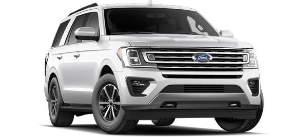 Ford Expedition Oxford White 2020