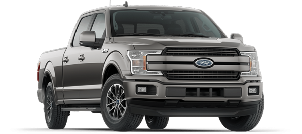 Ford F150 Lariat Lead Foot 2020