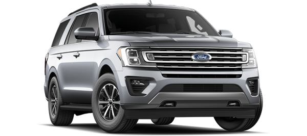 Ford Expedition Iconic Silver 2021