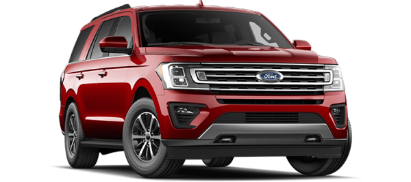 Ford Expedition Rapid Red Metallic 2020