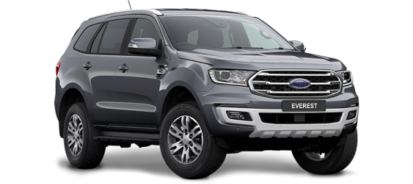 Ford Everest Meteor Grey 2021