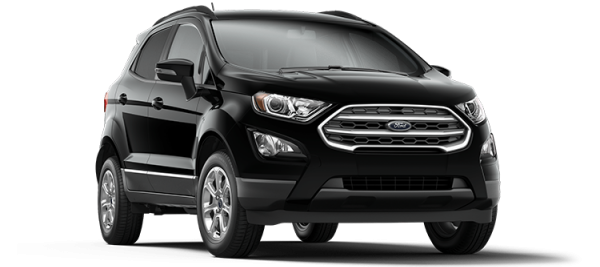 Ford EcoSport Absolute Black 2020
