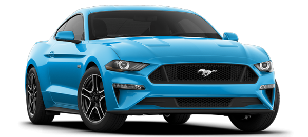 Ford Mustang GT Velocity Blue 2021