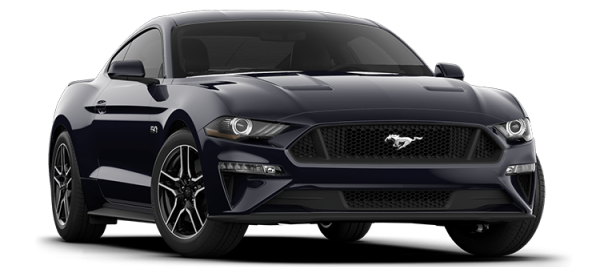 Ford Mustang GT Shadow Black 2021
