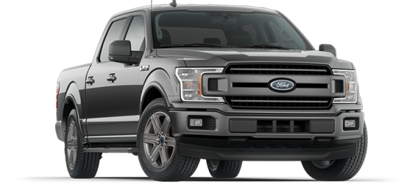 Ford F150 XLT Magnetic 2021