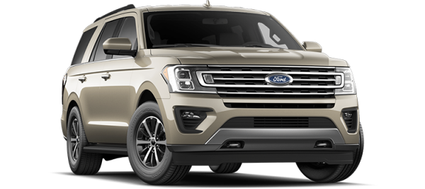 Ford Expedition Desert Gold 2021