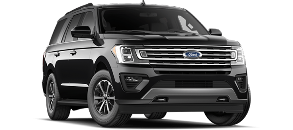 Ford Expedition Agate Black 2021