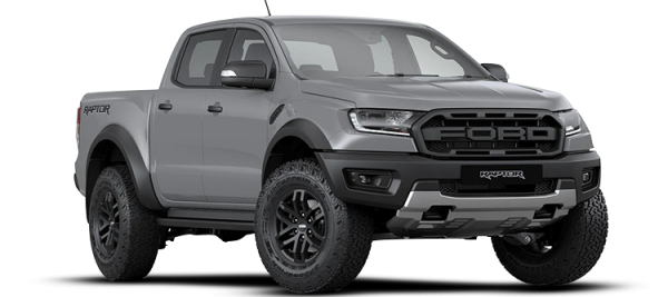 Ford Ranger Raptor Conquer Grey 2020