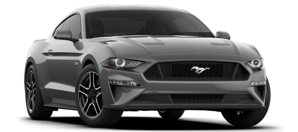 Ford Mustang GT Magnetic 2021