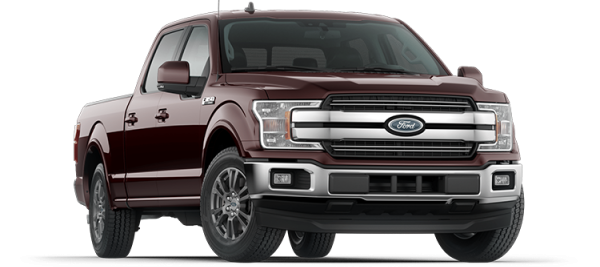 Ford F150 Lariat Magma 2020