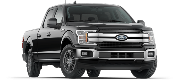 Ford F150 Lariat Agate Black 2020