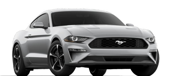 Ford Mustang EcoBoost Iconic Silver 2021