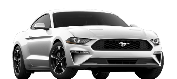 Ford Mustang EcoBoost Oxford White 2021
