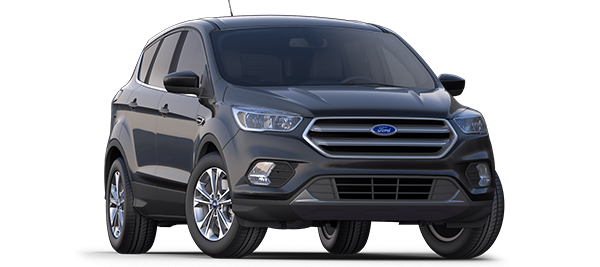 Ford Escape 2019 Agate Black 2020