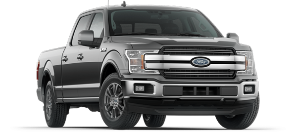 Ford F150 Lariat Magnetic 2021