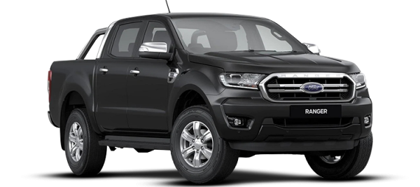 Ford Ranger XLT Absolute Black 2020