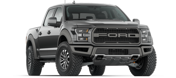Ford F150 Raptor Abyss Gray 2020