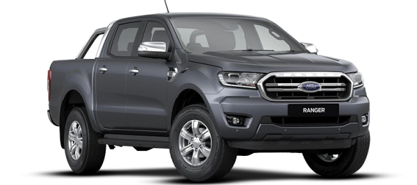 Ford Ranger XLT Sea Grey 2020