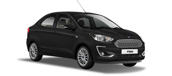 Ford Figo Absolute Black 2020