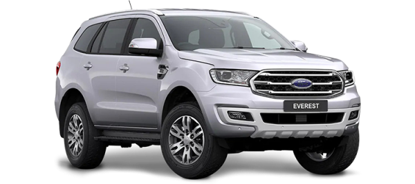 Ford Everest Limited 2021